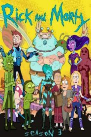Rick & Morty: 3 Temporada